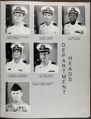 Page 15, 1983 Edition, Austin (LPD 4) - Naval Cruise Book online yearbook collection