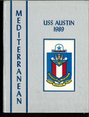 Page 1, 1989 Edition, Austin (LPD 4) - Naval Cruise Book online yearbook collection
