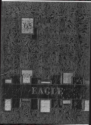 1965 Edition, McCune Rural High School - Eagle Yearbook (McCune, KS)