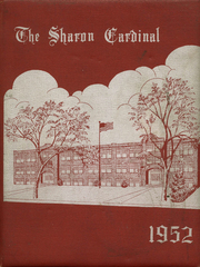 Page 1, 1952 Edition, Sharon High School - Cardinal Yearbook (Sharon, KS) online yearbook collection