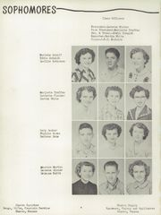 Page 12, 1952 Edition, Sharon High School - Cardinal Yearbook (Sharon, KS) online yearbook collection