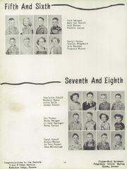 Page 14, 1952 Edition, Sharon High School - Cardinal Yearbook (Sharon, KS) online yearbook collection