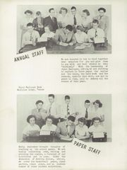 Page 16, 1952 Edition, Sharon High School - Cardinal Yearbook (Sharon, KS) online yearbook collection