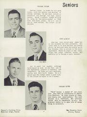 Page 9, 1952 Edition, Sharon High School - Cardinal Yearbook (Sharon, KS) online yearbook collection