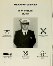 Page 12, 1982 Edition, Aylwin (FF 1081) - Naval Cruise Book online yearbook collection