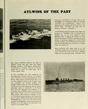 Page 7, 1982 Edition, Aylwin (FF 1081) - Naval Cruise Book online yearbook collection