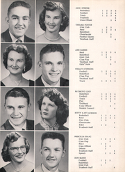 Page 17, 1956 Edition, Moran High School - Wildcat Yearbook (Moran, KS) online yearbook collection