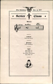 Page 10, 1917 Edition, Cawker City High School - Syllabus Yearbook (Cawker City, KS) online yearbook collection