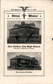 Page 3, 1917 Edition, Cawker City High School - Syllabus Yearbook (Cawker City, KS) online yearbook collection