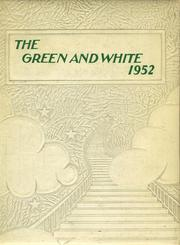 1952 Edition, Geneseo High School - Green and White Yearbook (Geneseo, KS)