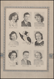 Page 11, 1947 Edition, Bird City Rural High School - Cardinal Yearbook (Bird City, KS) online yearbook collection