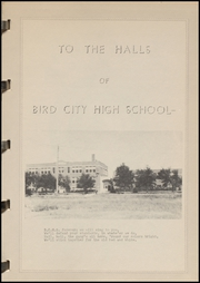 Page 7, 1950 Edition, Bird City Rural High School - Cardinal Yearbook (Bird City, KS) online yearbook collection