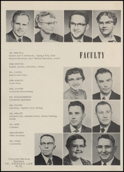 Page 12, 1956 Edition, Bird City Rural High School - Cardinal Yearbook (Bird City, KS) online yearbook collection