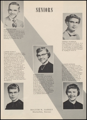 Page 15, 1956 Edition, Bird City Rural High School - Cardinal Yearbook (Bird City, KS) online yearbook collection