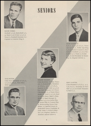 Page 16, 1956 Edition, Bird City Rural High School - Cardinal Yearbook (Bird City, KS) online yearbook collection
