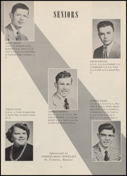 Page 17, 1956 Edition, Bird City Rural High School - Cardinal Yearbook (Bird City, KS) online yearbook collection
