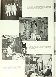 Page 14, 1955 Edition, Badoeng Strait (CVE 116) - Naval Cruise Book online yearbook collection