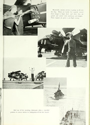 Page 15, 1955 Edition, Badoeng Strait (CVE 116) - Naval Cruise Book online yearbook collection