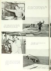 Page 16, 1955 Edition, Badoeng Strait (CVE 116) - Naval Cruise Book online yearbook collection