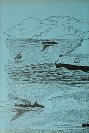 Page 2, 1955 Edition, Badoeng Strait (CVE 116) - Naval Cruise Book online yearbook collection