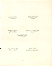 Page 13, 1911 Edition, Cherokee County Community High School - Checoukan (Columbus, KS) online yearbook collection