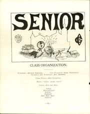 Page 16, 1911 Edition, Cherokee County Community High School - Checoukan (Columbus, KS) online yearbook collection