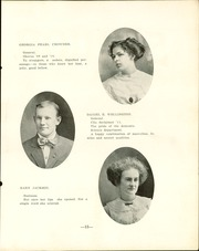 Page 17, 1911 Edition, Cherokee County Community High School - Checoukan (Columbus, KS) online yearbook collection