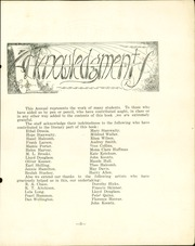 Page 7, 1911 Edition, Cherokee County Community High School - Checoukan (Columbus, KS) online yearbook collection