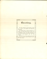 Page 8, 1911 Edition, Cherokee County Community High School - Checoukan (Columbus, KS) online yearbook collection