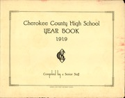 Page 3, 1919 Edition, Cherokee County Community High School - Checoukan (Columbus, KS) online yearbook collection