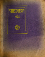 1921 Edition, Cherokee County Community High School - Checoukan (Columbus, KS)