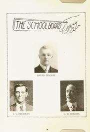 Page 10, 1921 Edition, Cherokee County Community High School - Checoukan (Columbus, KS) online yearbook collection