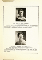 Page 13, 1921 Edition, Cherokee County Community High School - Checoukan (Columbus, KS) online yearbook collection