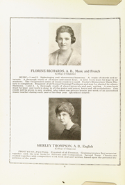 Page 14, 1921 Edition, Cherokee County Community High School - Checoukan (Columbus, KS) online yearbook collection