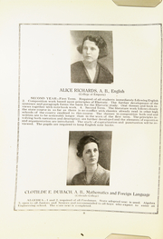 Page 16, 1921 Edition, Cherokee County Community High School - Checoukan (Columbus, KS) online yearbook collection