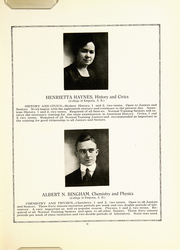 Page 17, 1921 Edition, Cherokee County Community High School - Checoukan (Columbus, KS) online yearbook collection