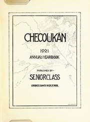 Page 5, 1921 Edition, Cherokee County Community High School - Checoukan (Columbus, KS) online yearbook collection