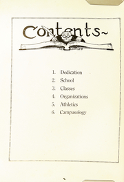 Page 6, 1921 Edition, Cherokee County Community High School - Checoukan (Columbus, KS) online yearbook collection