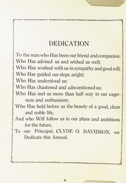 Page 8, 1921 Edition, Cherokee County Community High School - Checoukan (Columbus, KS) online yearbook collection