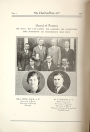 Page 10, 1929 Edition, Cherokee County Community High School - Checoukan (Columbus, KS) online yearbook collection
