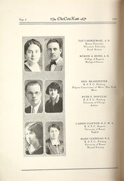 Page 12, 1929 Edition, Cherokee County Community High School - Checoukan (Columbus, KS) online yearbook collection