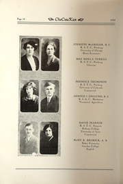 Page 14, 1929 Edition, Cherokee County Community High School - Checoukan (Columbus, KS) online yearbook collection
