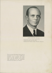 Page 11, 1938 Edition, Cherokee County Community High School - Checoukan (Columbus, KS) online yearbook collection