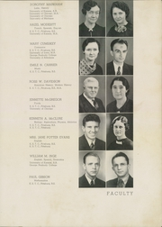 Page 13, 1938 Edition, Cherokee County Community High School - Checoukan (Columbus, KS) online yearbook collection