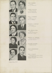 Page 14, 1938 Edition, Cherokee County Community High School - Checoukan (Columbus, KS) online yearbook collection