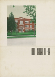 Page 4, 1938 Edition, Cherokee County Community High School - Checoukan (Columbus, KS) online yearbook collection