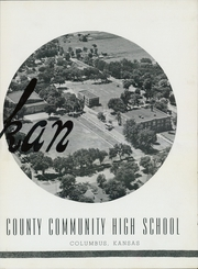 Page 7, 1941 Edition, Cherokee County Community High School - Checoukan (Columbus, KS) online yearbook collection