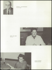 Page 13, 1955 Edition, Cherokee County Community High School - Checoukan (Columbus, KS) online yearbook collection