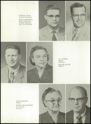Page 14, 1955 Edition, Cherokee County Community High School - Checoukan (Columbus, KS) online yearbook collection