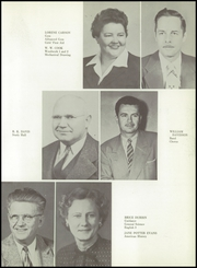 Page 15, 1955 Edition, Cherokee County Community High School - Checoukan (Columbus, KS) online yearbook collection